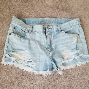 American eagle size 14 Tomgirl shortie shorts